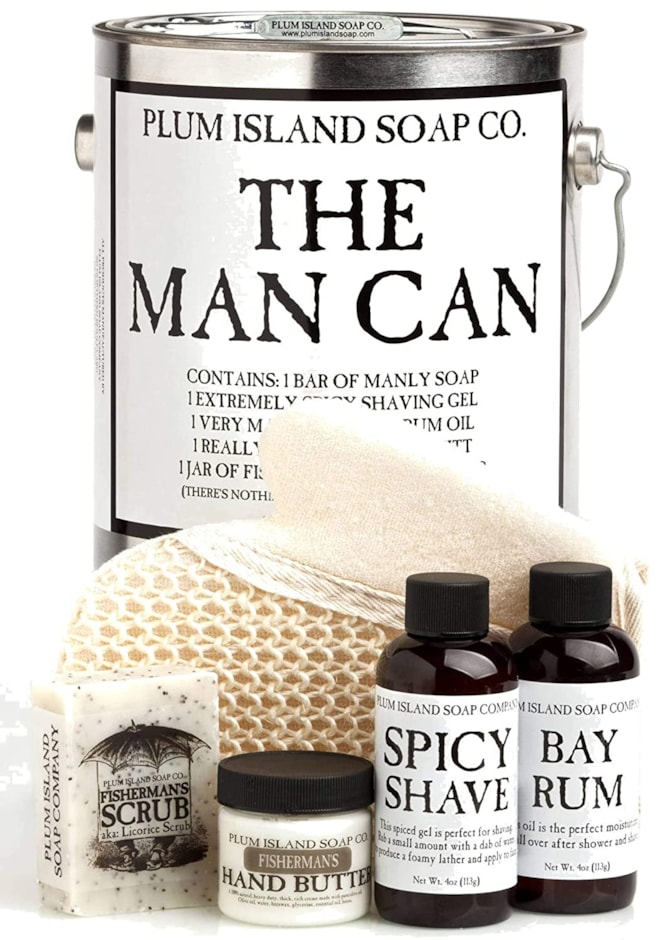 The Man Can Gift Basket - Gift Basket for Men