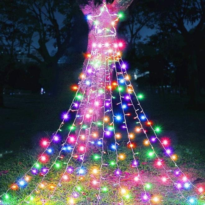 Outdoor LED Star Lights