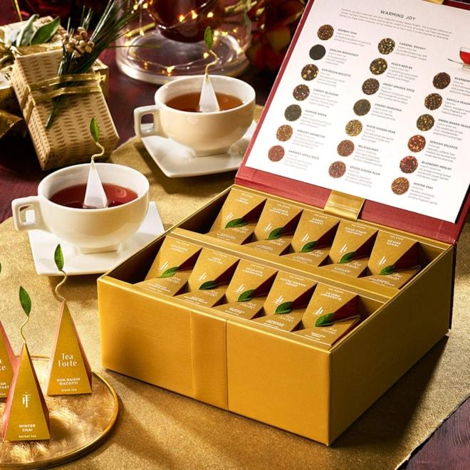 Tea Forte Warming Joy Tea Chest