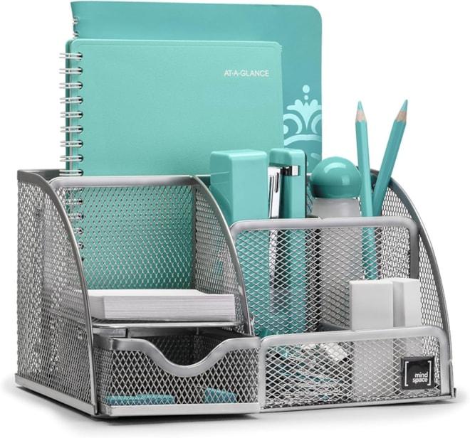 Desk Organizer w/ 6 Compartments