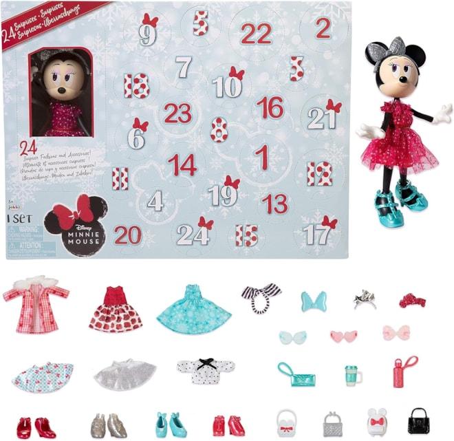 Minnie Mouse Advent Calendar Disney