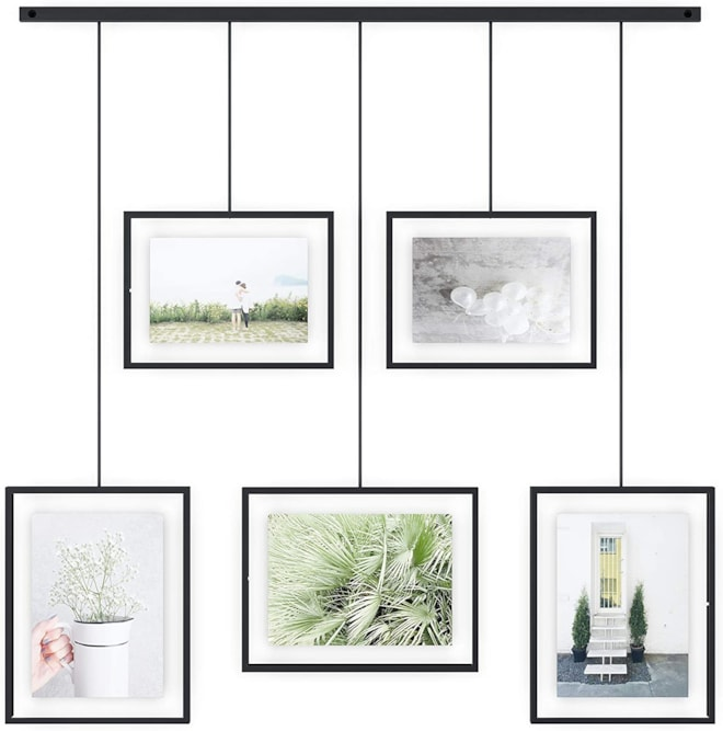 Multi Picture Frame Photo Display