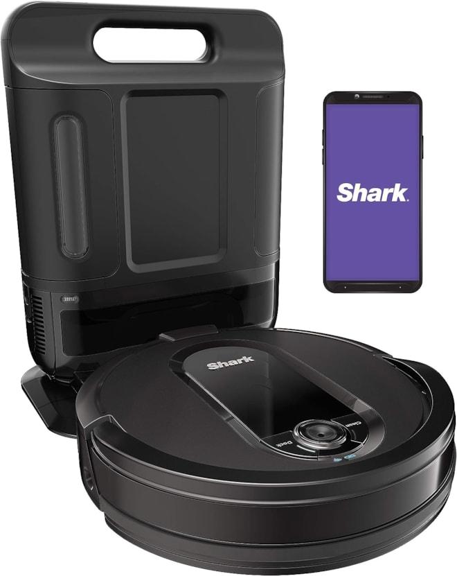 Shark IQ R101AE with Self-Empty Base