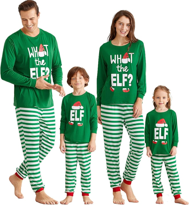 Matching Family Pajamas Sets
