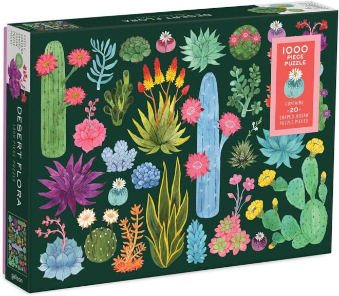 Desert Flora Puzzle