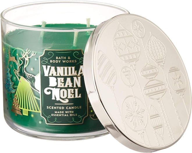 Vanilla Bean Noel Candle
