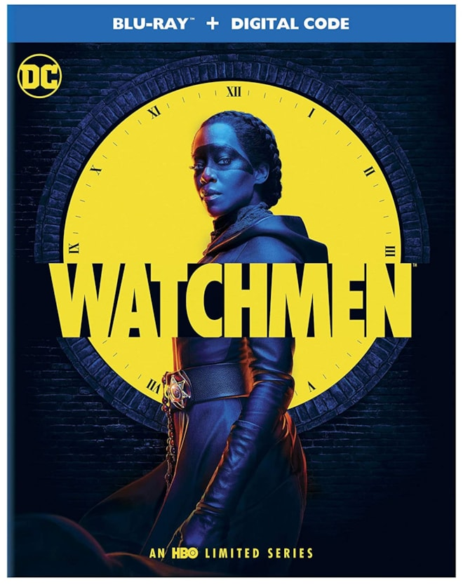 Watchmen Blu-ray + Digital