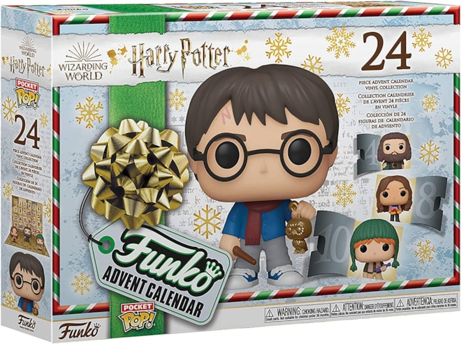 Funko Advent Calendar: Harry Potter - 24 Vinyl Figures