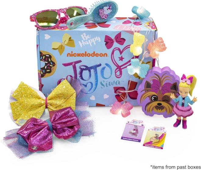The JoJo Siwa Box Subscription Box Mystery Gift