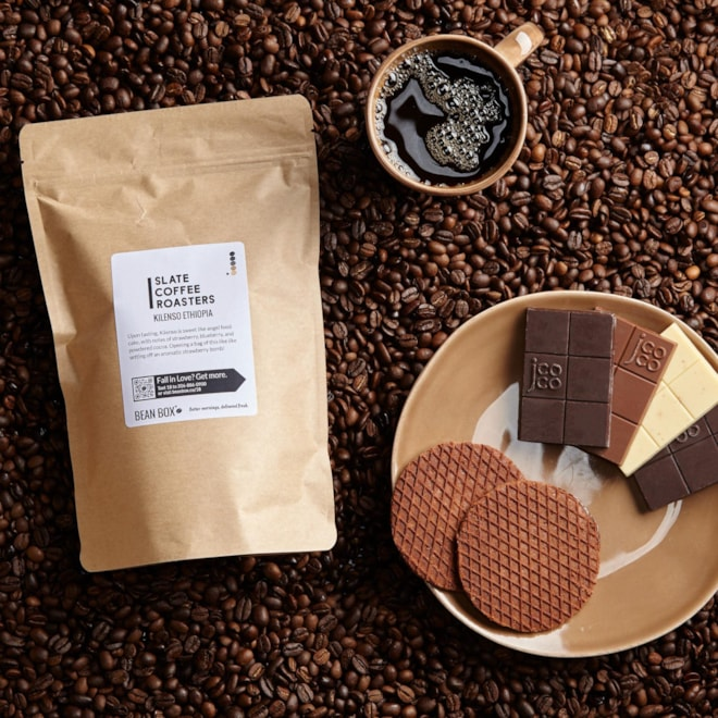 Bean Box Coffee Subscription