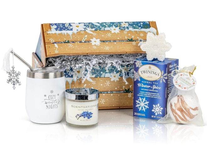 Winter Wonderland Care Package