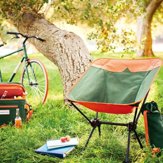 Ultralight Compact Backpack Chair