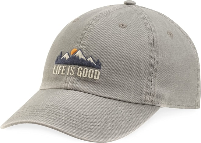 Life is Good Baseball Hat