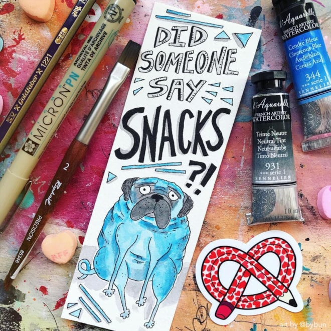 ArtSnacks Art Subscription Box