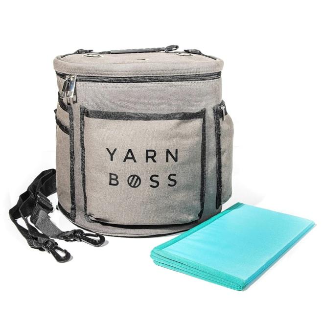 Yarn Boss Modern Yarn Storage Bag