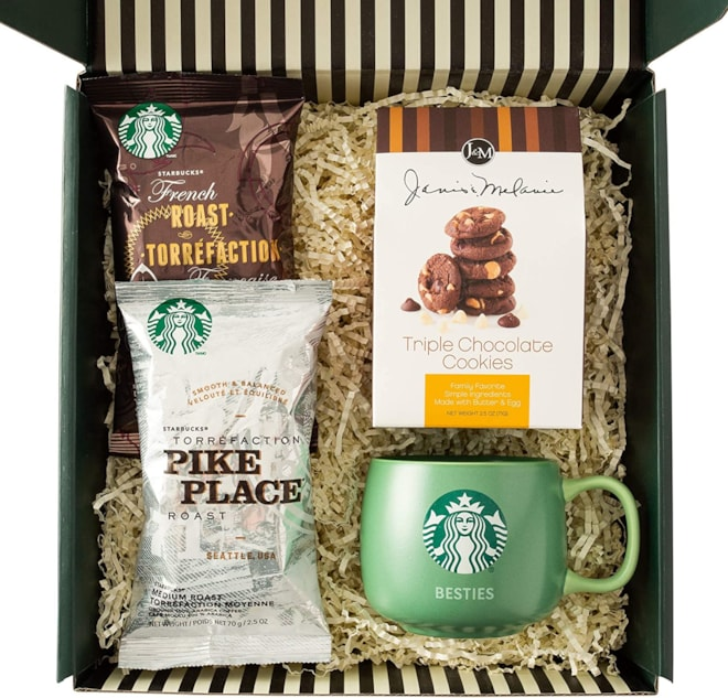 Starbucks Gift Box with Card
