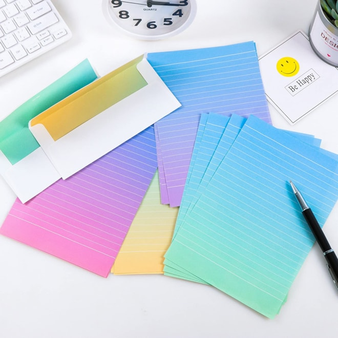 Lovely Stationery with Envelopes
