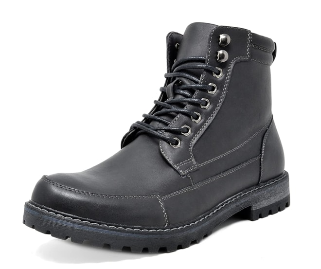 Bruno Marc Combat Oxford Boots