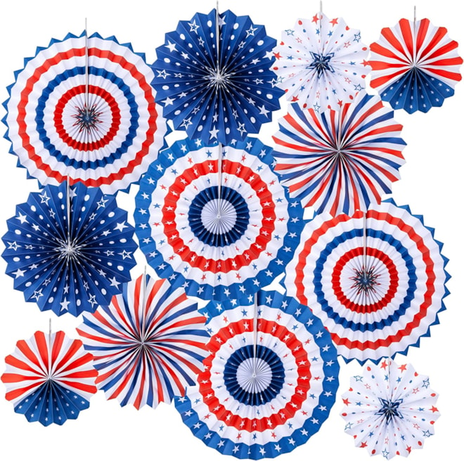 Patriotic Decorations Set
