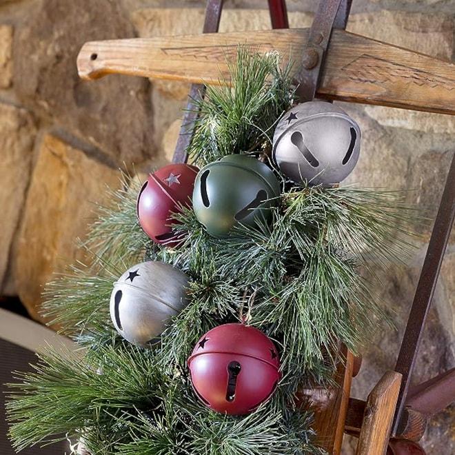 Jingle Bell Ornament Set