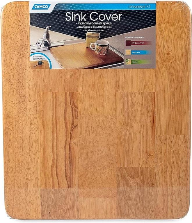 Stovetop Cover (Oak Finish)