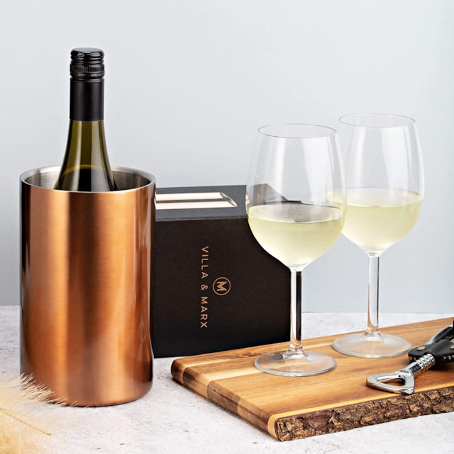 Villa & Marx Wine Bottle Chiller