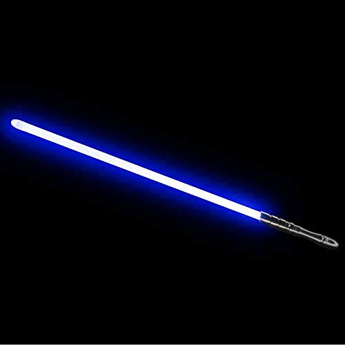 YDD Jedi Sith LED Light Saber, Force FX Heavy Dueling, Rechargeable Lightsaber, Loud Sound High Ligh