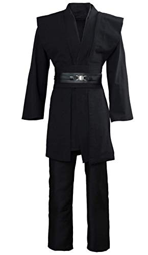 Men TUNIC Robe Knight Fancy Cool Cosplay Costume