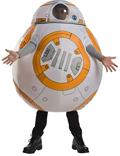 Rubie's unisex adult Bb-8 Sized Costumes, As Shown, One Size US