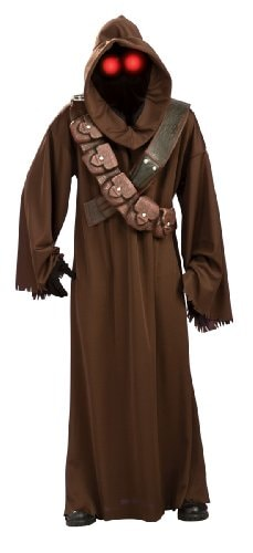Rubie's Men's Star Wars Jawa Costume, Multicolor, Standard