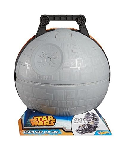 Hot Wheels Star Wars Death Star Portable Playset(Discontinued by manufacturer)