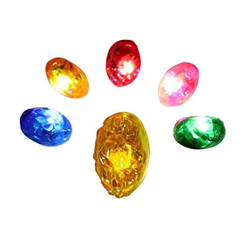 Led Replace Infinity Gems Light Up Separable Magnetic Power Stone for Adults
