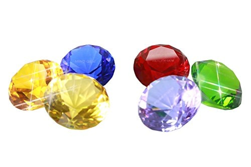 Star Cosplay Lord Infinity Gems Crystal Diamond Replica Props Gift Set