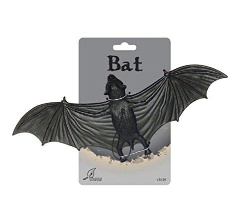 "Seasons Realistic Rubber Bat, 12"""