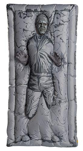 Rubie's Star Wars Classic Han Solo In Carbonite Inflatable Costume, As Shown, One Size