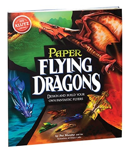 Paper Flying Dragons (Klutz Activity Kit)
