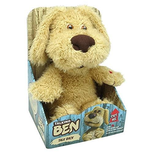 Dragon-i Toys 80802MI Mini Talking Ben, Beige
