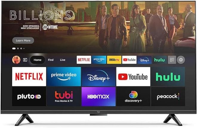 Amazon Fire TV Omni Series 4K UHD