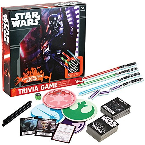 Star Wars Trivia Game Disney 650+ Questions!