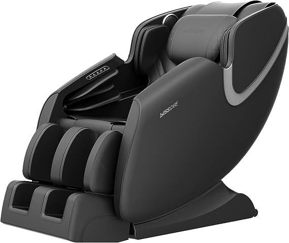 Massage Chair Recliner with Zero Gravity Airbag Massage Bluetooth Speaker