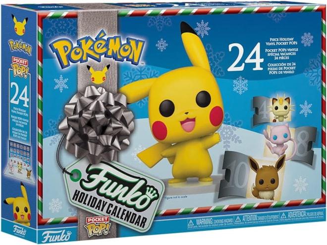 Pokemon Funko Pop! Advent Calendar