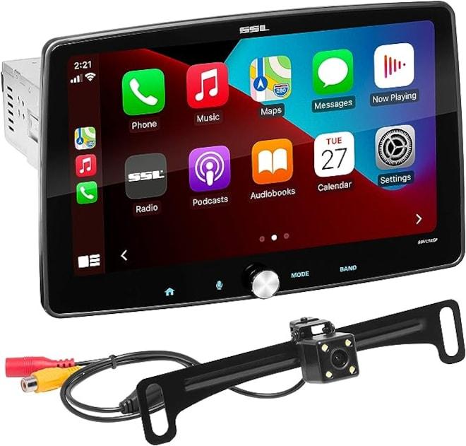 Sound Storm Laboratories Apple CarPlay Android Auto Car Multimedia Player