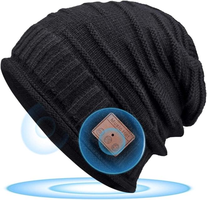 Bluetooth Speaker Beanie Hat