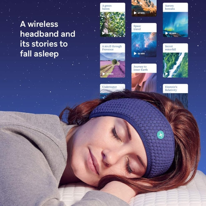 HoomBand Sleep Headphones