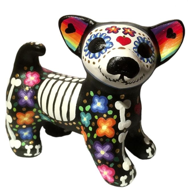 Personalized Authentic Catrina Dog