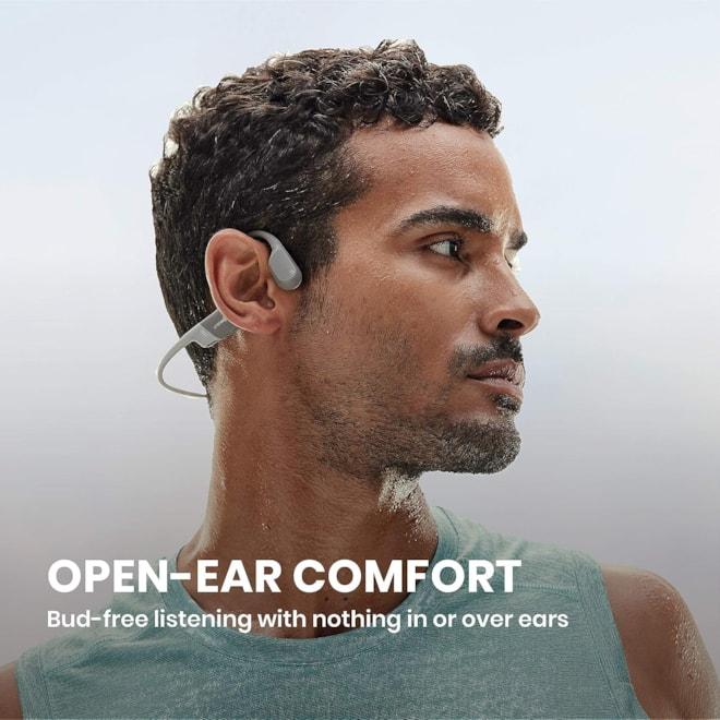 Open-Ear Wireless Bone Conduction Headphones