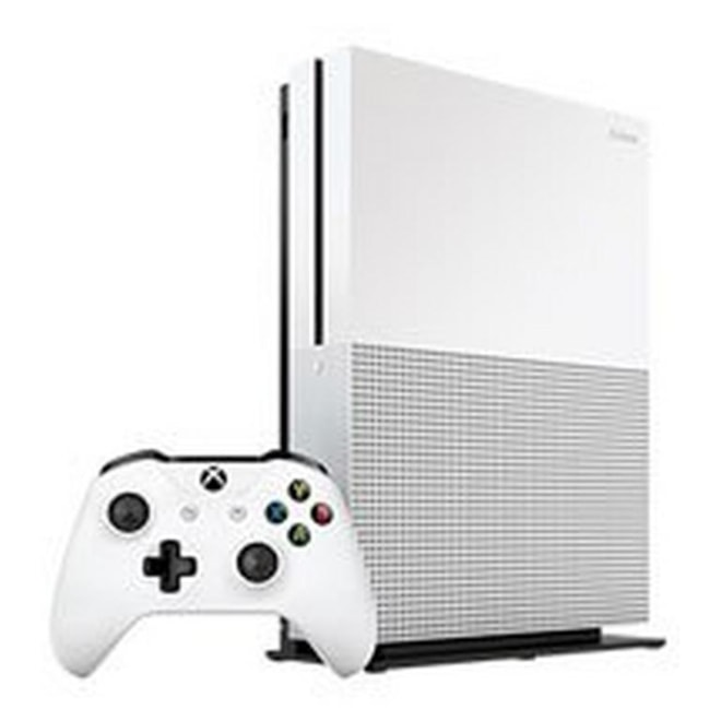 Pre-Owned Xbox One S White 1TB