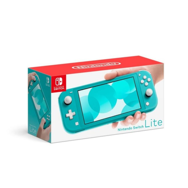 Pre-Owned Nintendo Switch Lite Turquoise