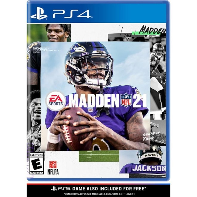 Pre-Owned Madden NFL 21   PlayStation 4