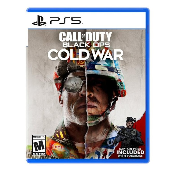 Call of Duty: Black Ops Cold War   PlayStation 5   GameStop